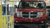 2007 Dodge Nitro Production commences