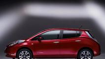 2013 Nissan Leaf (Euro-spec)