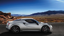 2013 Alfa Romeo 4C Launch Edition