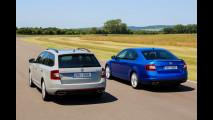 Nuova Skoda Octavia RS e Octavia Wagon RS