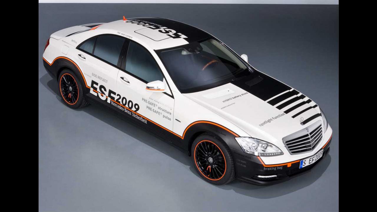 Mercedes-Benz ESF 2009 Concept