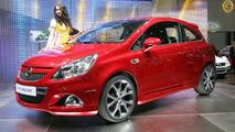 Opel Corsa OPC at Geneva