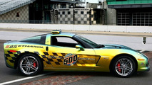 2008 Corvette Z06 E85 Indy 500 Pace Car