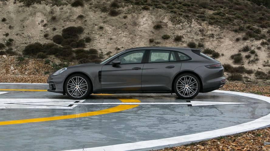 Prueba Porsche Panamera 4S Sport Turismo 2018: atracción familiar