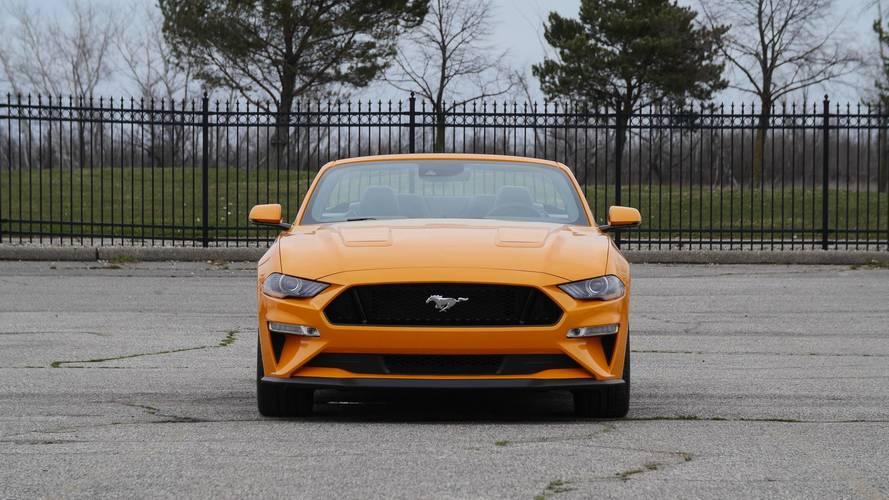 2018 Ford Mustang GT Convertible Long Termer