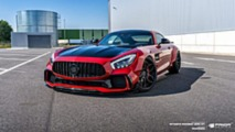 Mercedes-AMG GT S par Prior Design