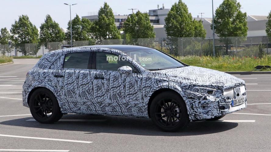 Mercedes prépare le prochain GLA