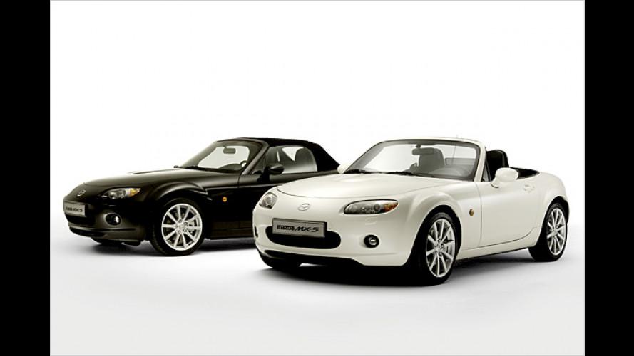 Black & White: Kontrastprogramm für den Mazda MX-5