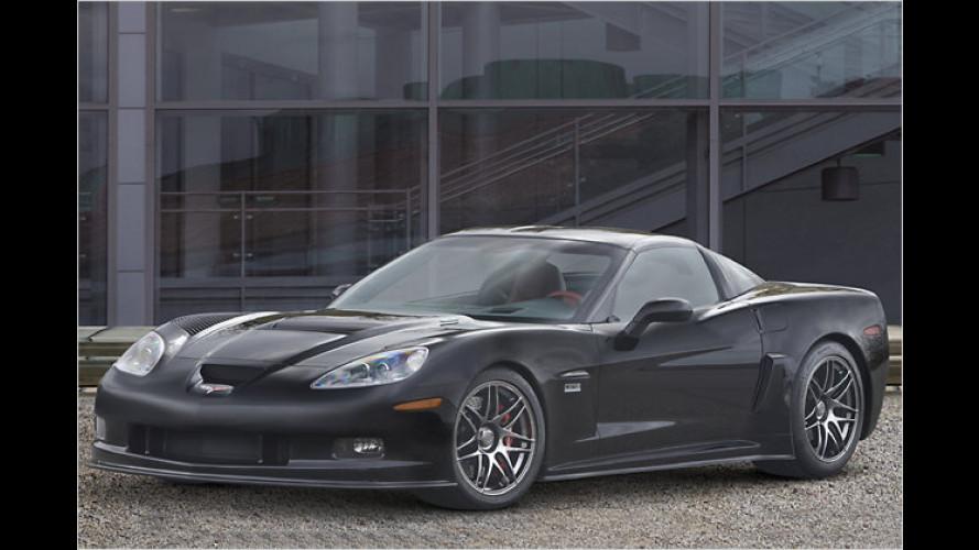 Neue C6RS Corvette: Jay Lenos rasende Alkoholbrennerei