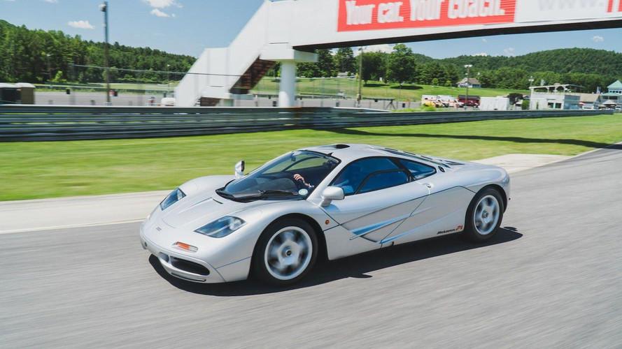 A.B.D.'nin ilk McLaren F1'i açık artırmada satıldı