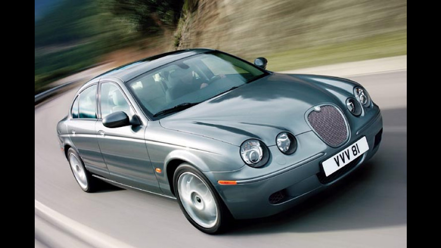 Jaguar S-Type Diesel: Preisliste beginnt bei 39.900 Euro