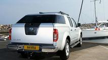Nissan Navara Aventura X-Back (UK)