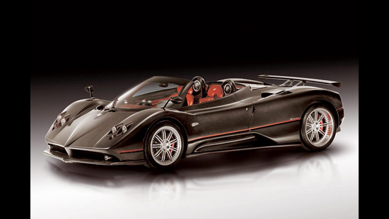 Pagani-Roadster
