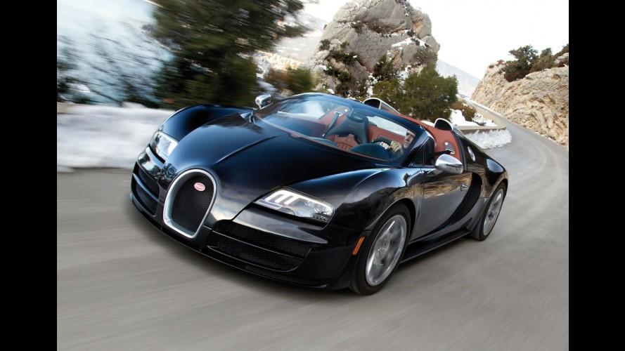 Cristiano Ronaldo celebra título da Eurocopa comprando Bugatti de R$ 6,1 milhões