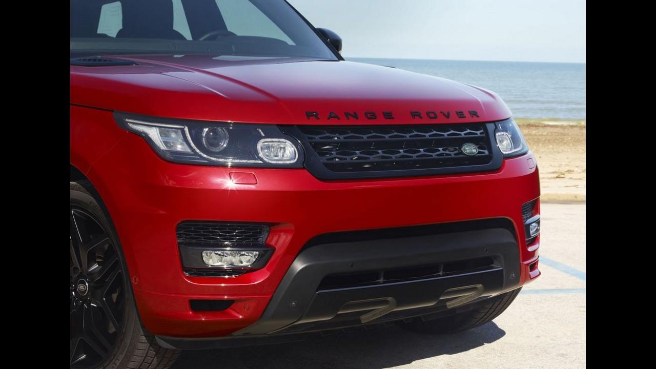 Range Rover Sport ganha série limitada HST por R$ 463,9 mil