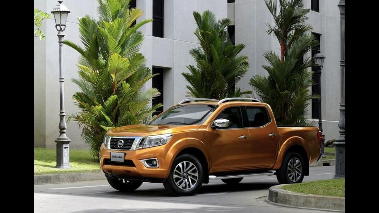 Oficial: Mercedes e Renault-Nissan se unem para fazer picapes na Argentina