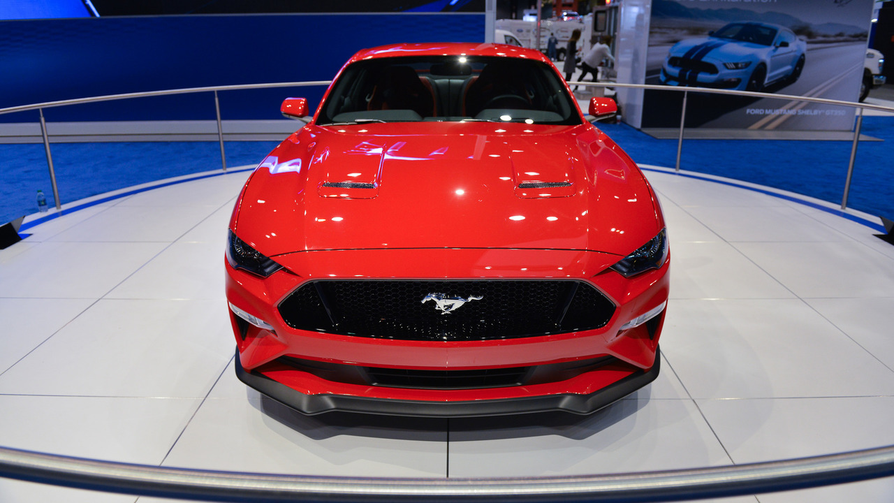 2018 Ford Mustang: Chicago 2017