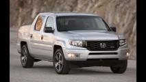 Honda considera picape média para países emergentes