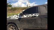 Flagra: picape Fiat finaliza os testes de rodagem para o lançamento