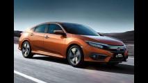 Novo Honda Civic 1.5 turbo de 174 cv é lançado na China por US$ 20,1 mil