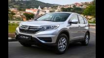 Segredo: novo Honda CR-V 2017 vai crescer para abrir distância do HR-V