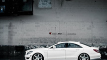 Mercedes-Benz CLS with ADV.1 wheels, 1024, 23.12.2011