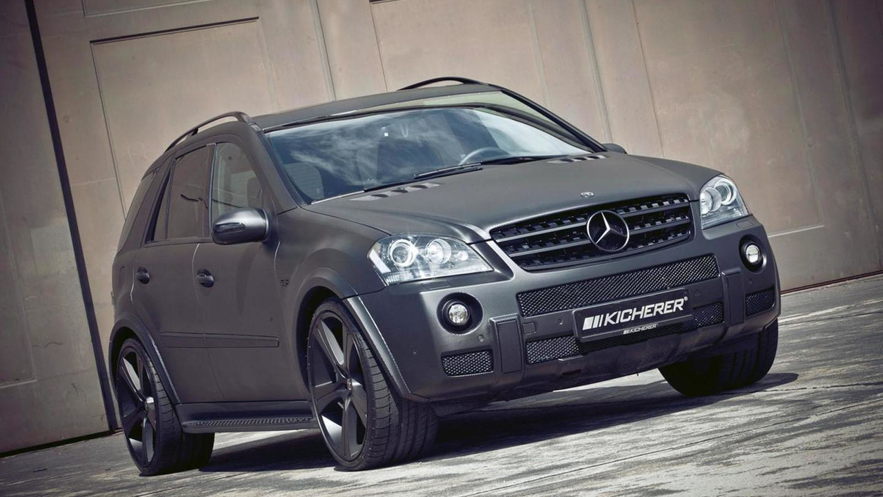 Mercedes ML63 AMG Carbon by Kicherer - 21.9.2011
