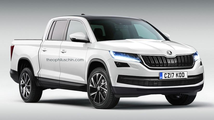 Skoda, VW temelli bir pickup modelini değerlendiriyor
