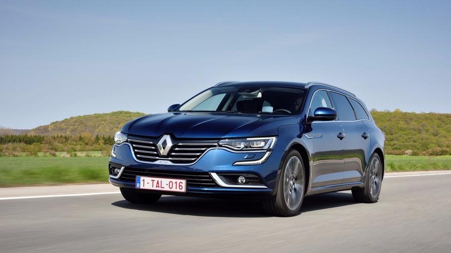 La Renault Talisman victime d'un rappel constructeur