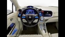 Honda Insight Concept 2008 - O híbrido da Honda que irá competir com o Prius