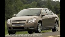 Chevrolet confirma Malibu no Salão do Automóvel de SP para testar mercado