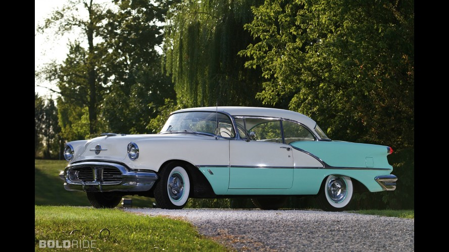 Oldsmobile 88 Holiday Two-Door Hardtop