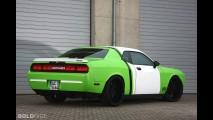 CCG Wrapped Dodge Challenger SRT8