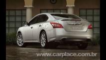 Nissan revela a nova geração do sedan Maxima - Modelo será mostrado em NY