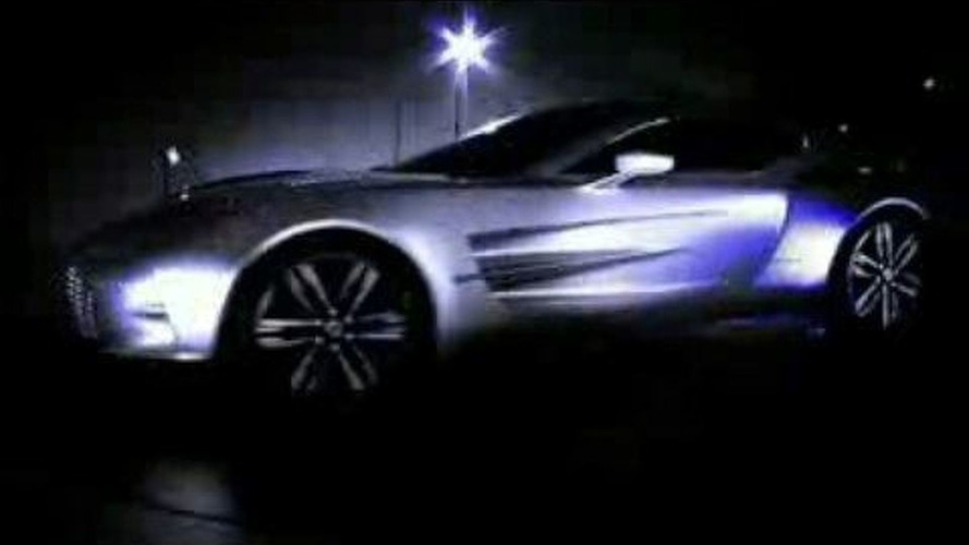 VIDEO: Aston Martin One-77 Teaser