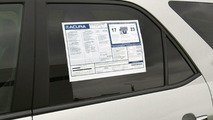 Honda to Provide New Consumer Safety Information on All Cars and Trucks