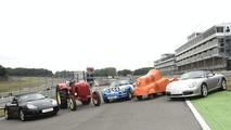 Annual Porsche Festival at Brands Hatch
