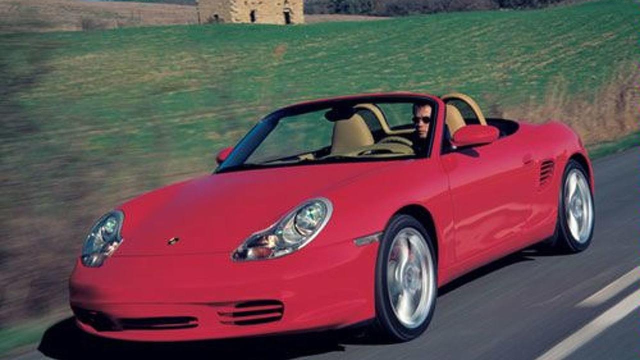 2003 Porsche Boxter S