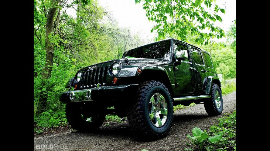 Jeep Wrangler Ultimate Hemi