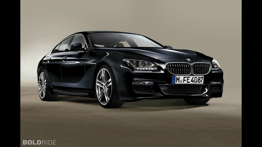 bmw 6 series gran coupe m sport package. Black Bedroom Furniture Sets. Home Design Ideas