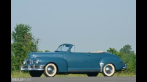 Nash Ambassador Custom Convertible