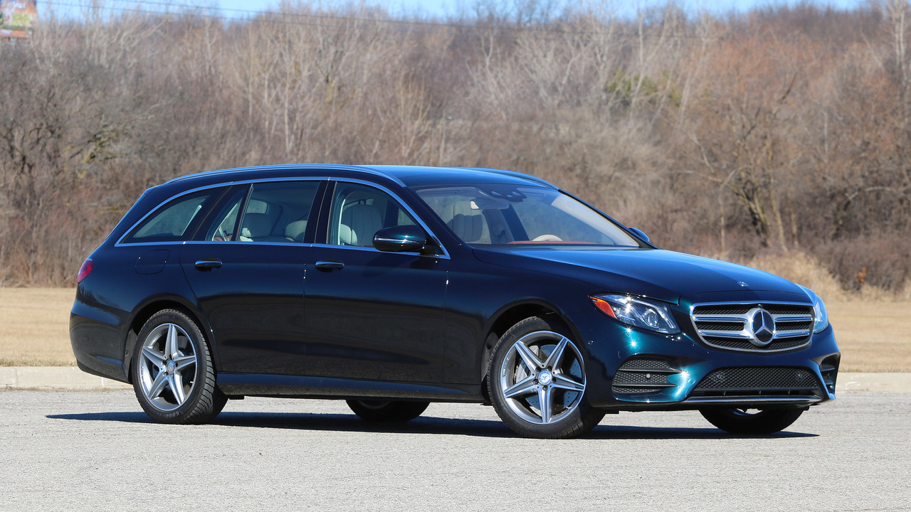 2017 mercedes benz e400 wagon review cure for the common crossover. Black Bedroom Furniture Sets. Home Design Ideas