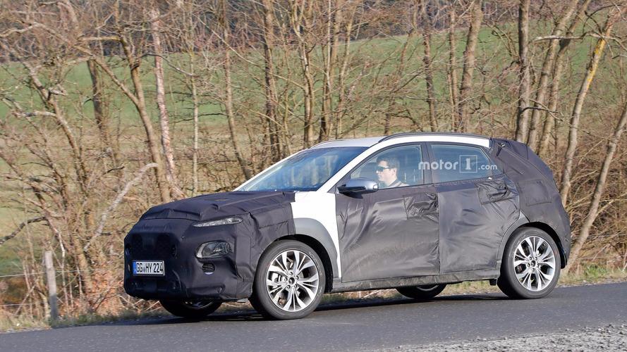 Hyundai Kona, Avrupa'da görüntülendi