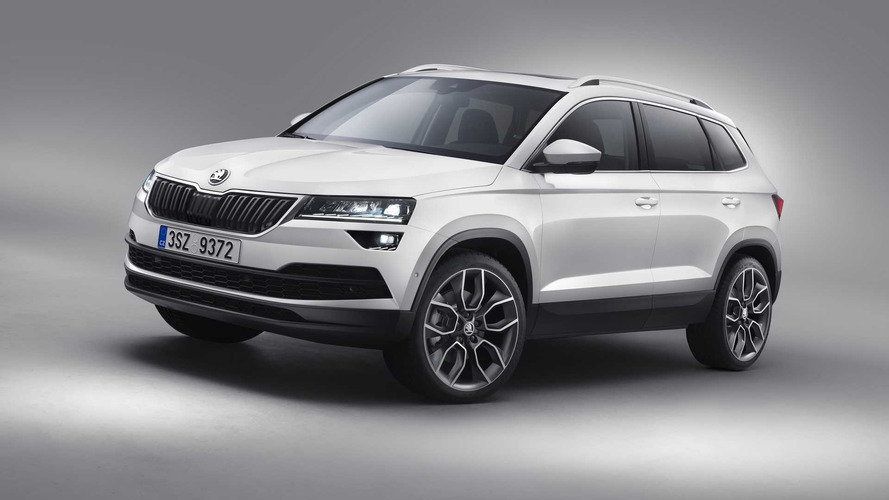 2018 Skoda Karoq Officially Revealed As Yeti Replacement