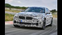 BMW M5: Endlich Allrad