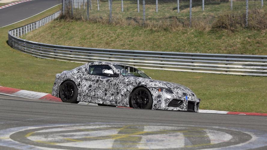 El Toyota Supra 2018 llevará transmisión automática de BMW