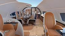 Pagani cabine de jet