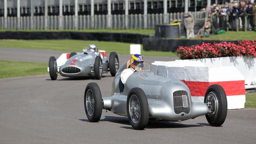 Goodwood – Mercedes annonce son programme chargé !