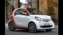 VW verkauft weniger Autos