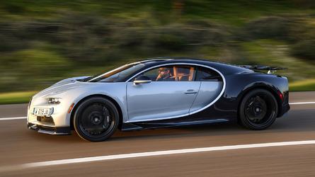 Bugatti Chiron Needs More Advanced Tires To Hit 300 MPH